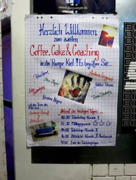 Workshop, Coaching, Selbsthilfe, Beratung, Pumpe, Kiel