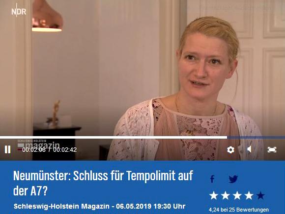 NDR-Beitrag_Tempolimit_Psychologie